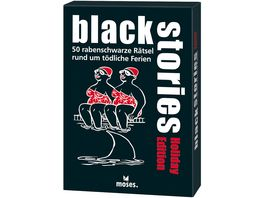 moses black stories Holiday Edition
