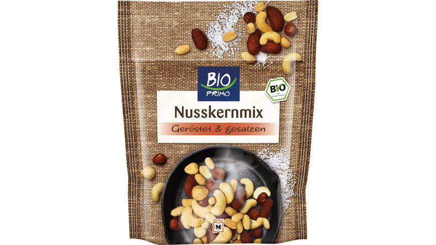 BIO PRIMO Nusskernmix Geroestet und gesalzen
