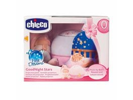 Chicco Sternenhimmelprojektor rosa