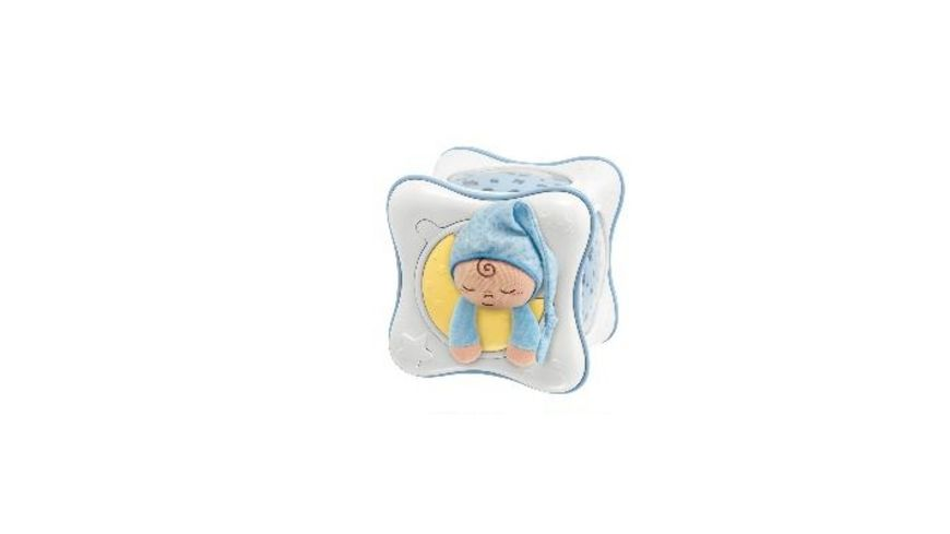 Chicco Regenbogen Projektor First Dreams blau