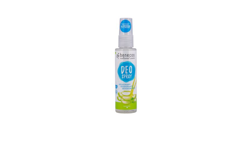 BENECOS Natural Deo Spray Aloe Vera