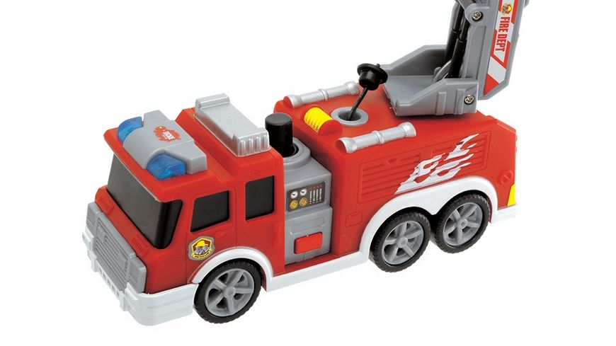 Dickie Fire Truck
