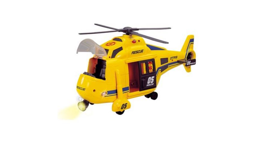 Dickie Action Series Helicopter