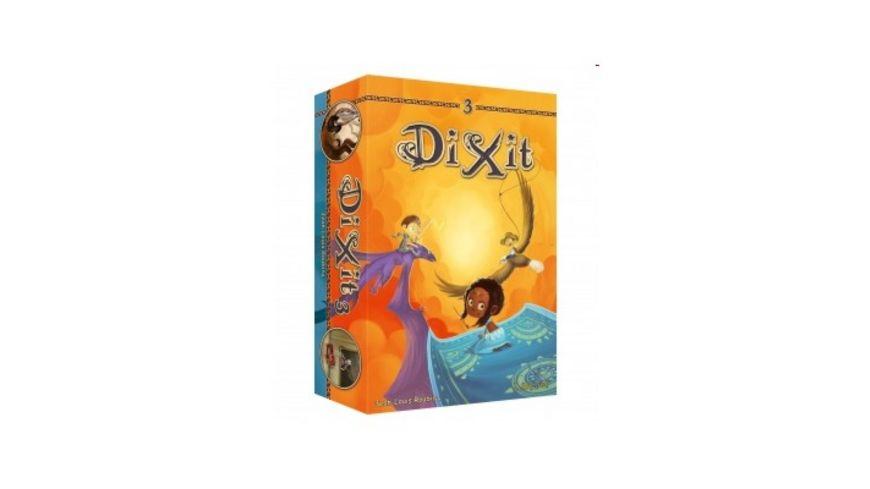 Asmodee - Libellud - Dixit 3 Big Box