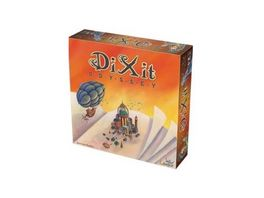 Asmodee Libellud Dixit Odyssey