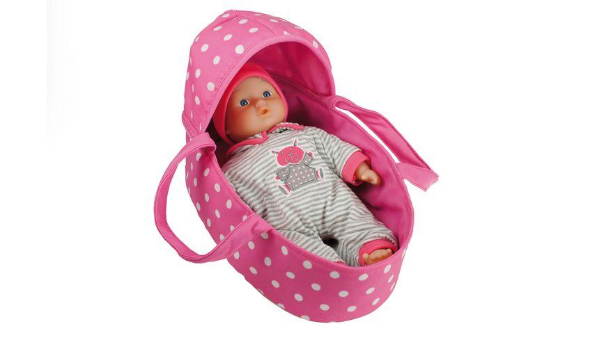 Mueller Toy Place Puppe Baby will bei Dir sein