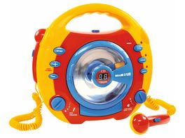 Mueller Toy Place CD Player mit Mikrofon