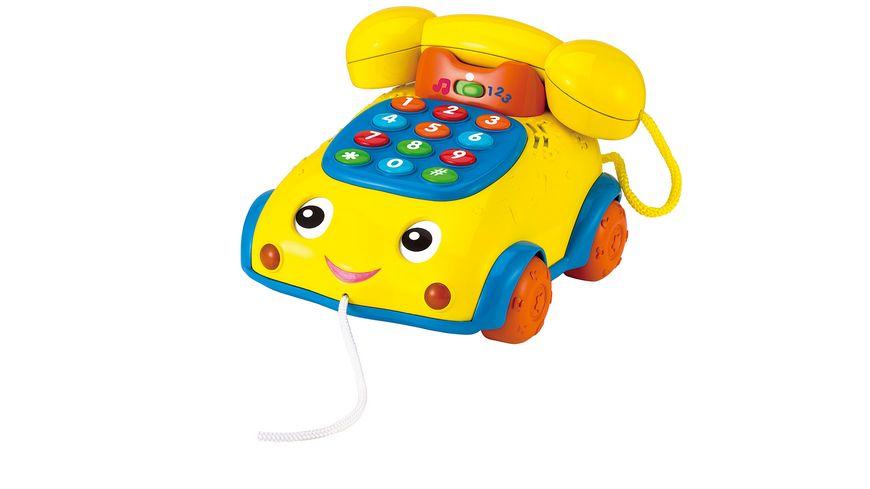 Mueller Toy Place Sprechendes Telefon mit Musik und Zahlen