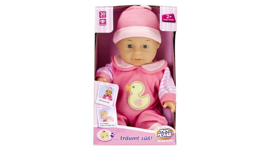 Mueller Toy Place Mein Baby traeumt suess