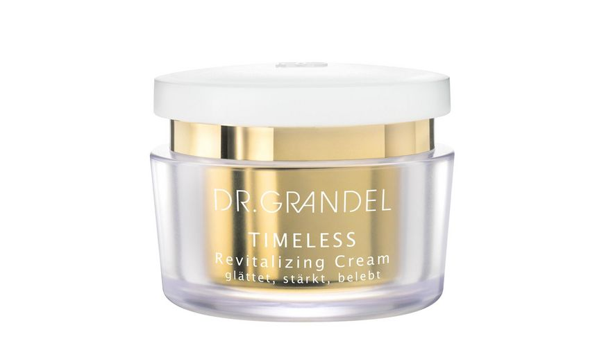 DR GRANDEL Revitalizing Cream