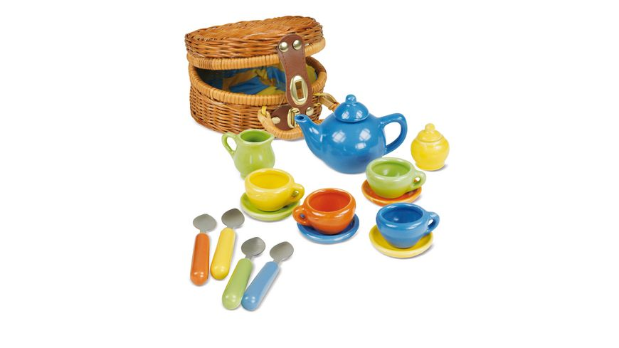 Mueller Toy Place Mini Picknick Set 17teilig