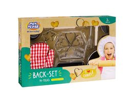 Mueller Toy Place Back Set 19 teilig