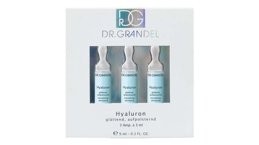 DR. GRANDEL Ampullen Hyaluron Serie Professional Collection
