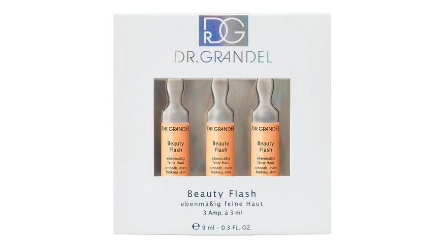 DR GRANDEL Ampullen Beauty Flash