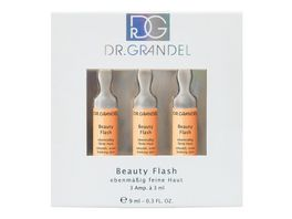 DR GRANDEL Ampullen Beauty Flash