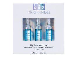 DR GRANDEL Ampullen Hydro Active