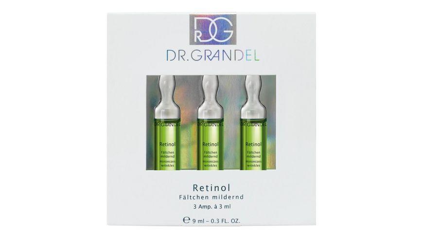 DR GRANDEL Ampullen Retinol