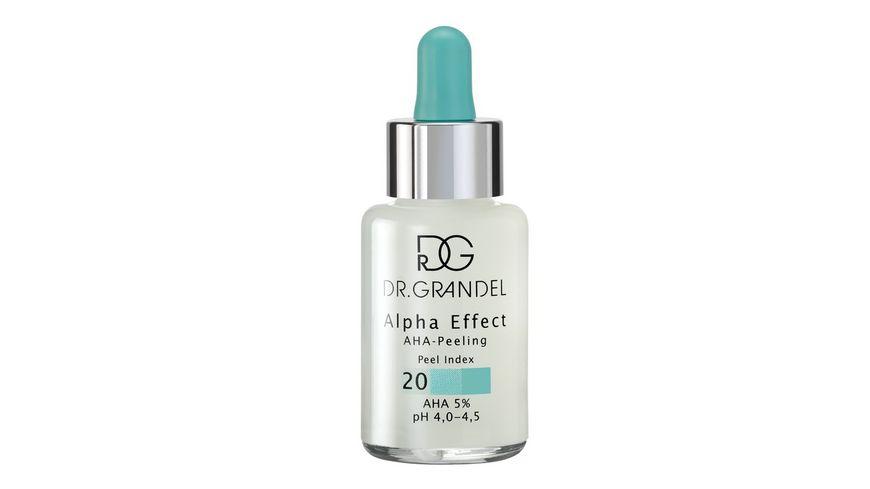 DR GRANDEL Alpha Effect Aha Peeling Index 20