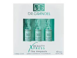 DR GRANDEL Ampulle Serie Beauty X Press