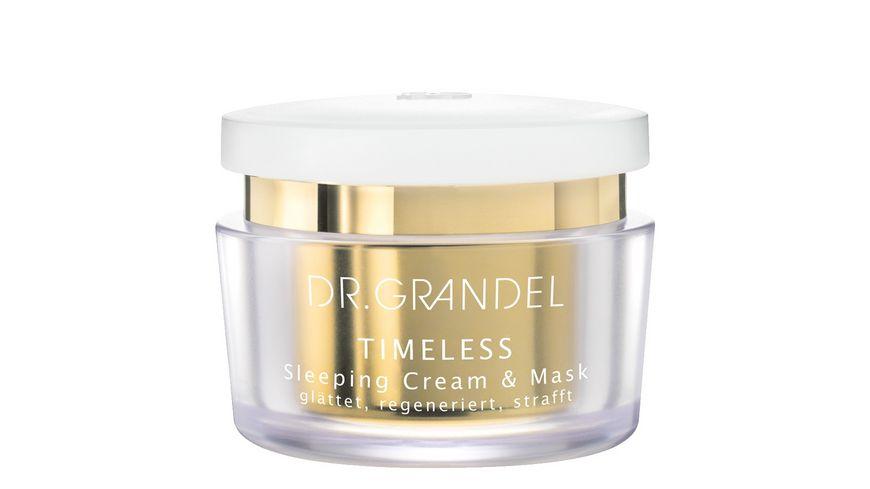 DR GRANDEL Sleeping Cream Mask