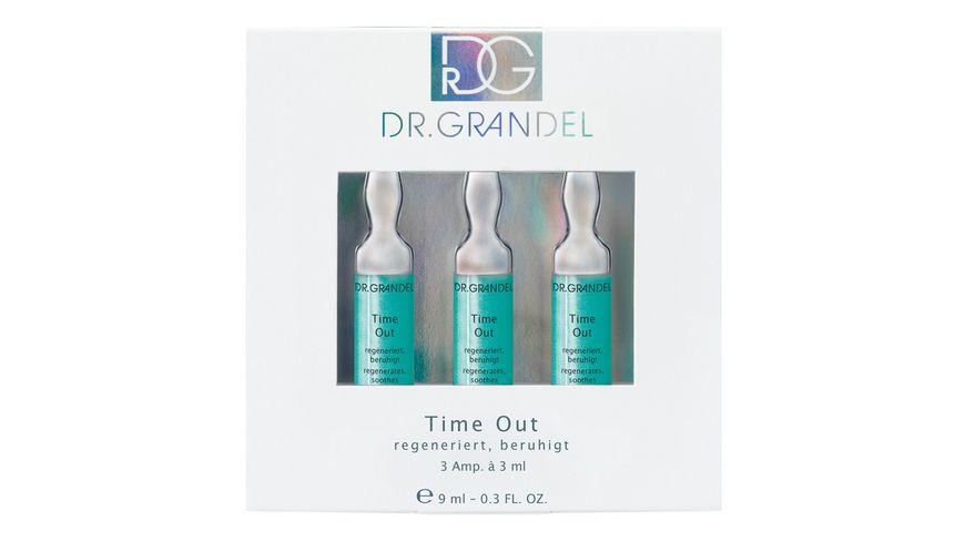 DR GRANDEL Ampullen Time Out