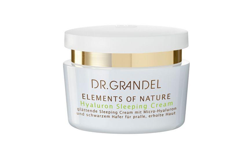 DR GRANDEL Hyaluron Sleeping Cream