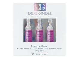 DR GRANDEL Ampullen Beauty Date