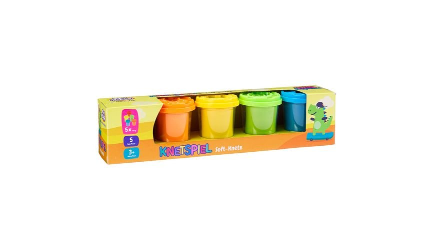 Mueller Toy Place Soft Knete
