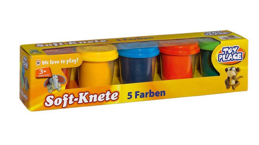 Mueller Toy Place Soft Knete