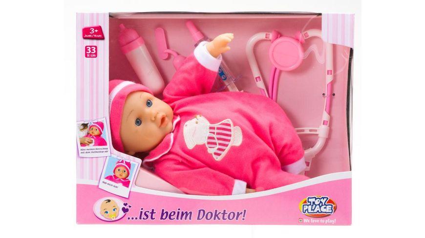 m ller toy place mein baby ist beim doktor online bestellen m ller. Black Bedroom Furniture Sets. Home Design Ideas
