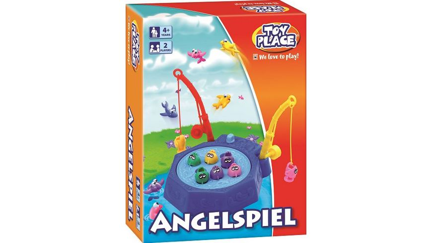 Mueller Toy Place Angelspiel