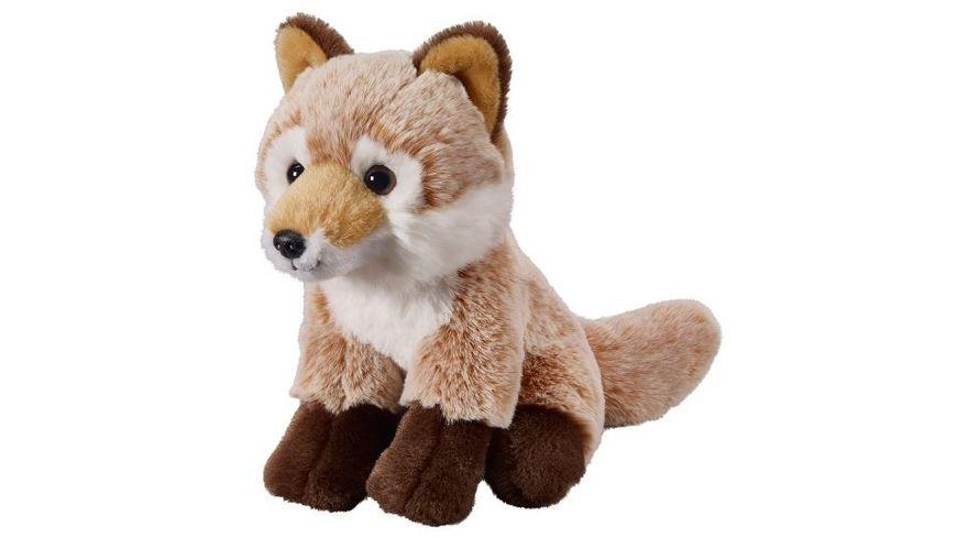 Bauer Deine Tiere mit Herz Fuchs 18cm sitzend