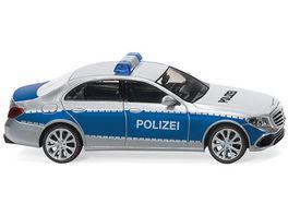 WIKING 0227 06 Polizei MB E Klasse W213 Exclusive 1 87