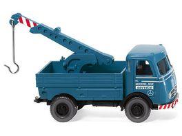WIKING 0634 05 Abschleppwagen MB Pullman MB Service 1 87