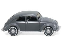 WIKING 0830 16 VW Brezelkaefer blaugrau 1 87