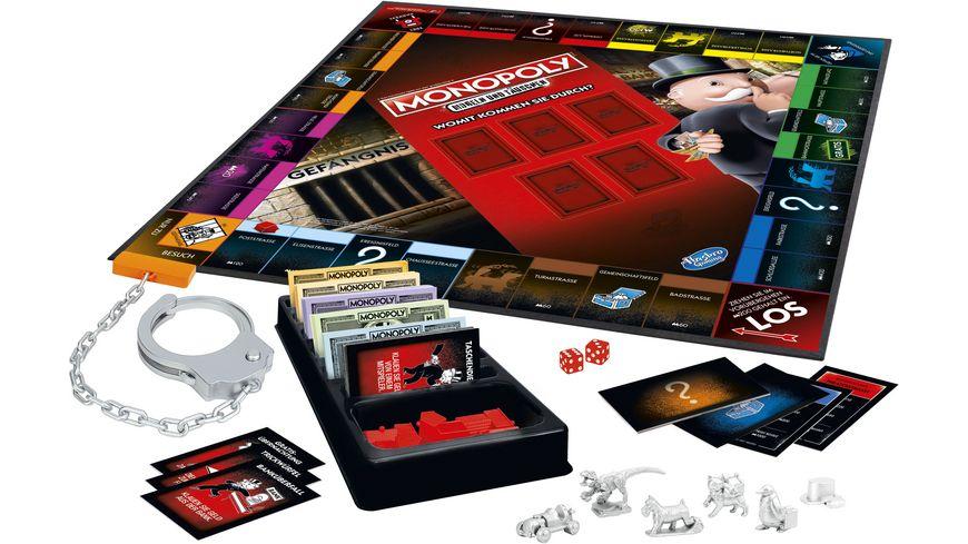 Hasbro Gaming Monopoly Mogeln und Mauscheln