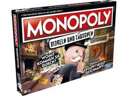 Hasbro Gaming Monopoly Mogeln und Taeuschen