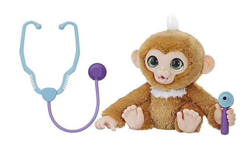 Hasbro FurReal Friends Kleiner Patient Zandi
