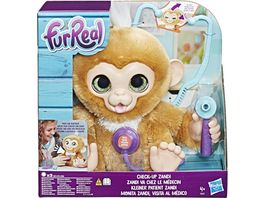 Hasbro FurReal Friends Kleiner Patient Zandi