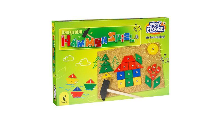Mueller Toy Place Hammerspiel
