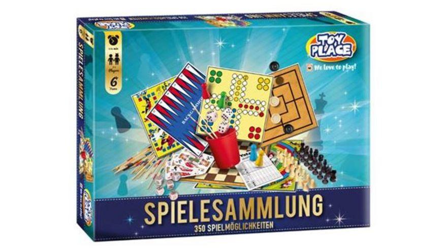 Toy Place Die grosse Spielesammlung 350 Spielemoeglichkeiten