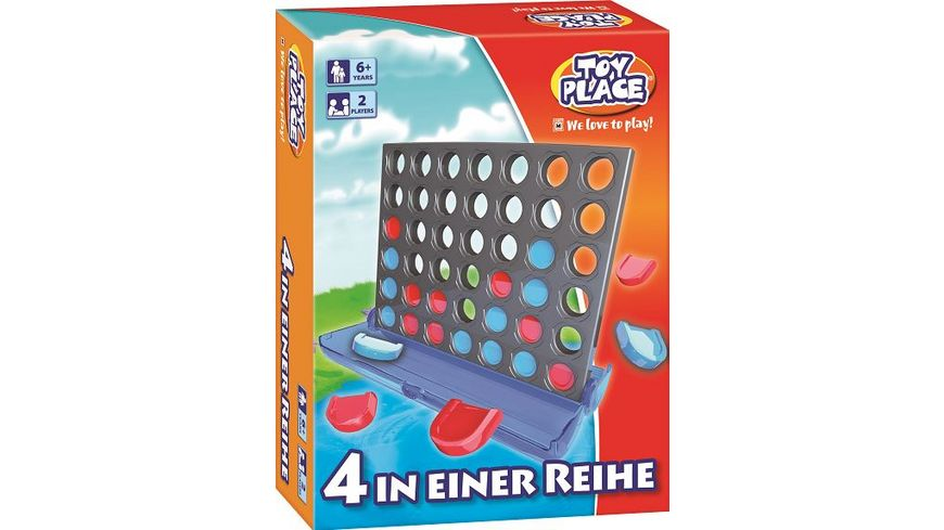 Mueller Toy Place 4 in einer Reihe