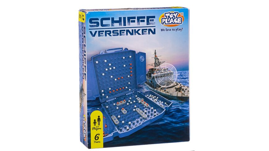 Müller - Toy Place - Schiffe versenken Mitnehmformat