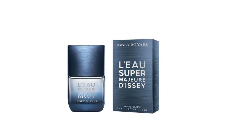 ISSEY MIYAKE L Eau Super Majeure d Issey Intense Eau de Toilette