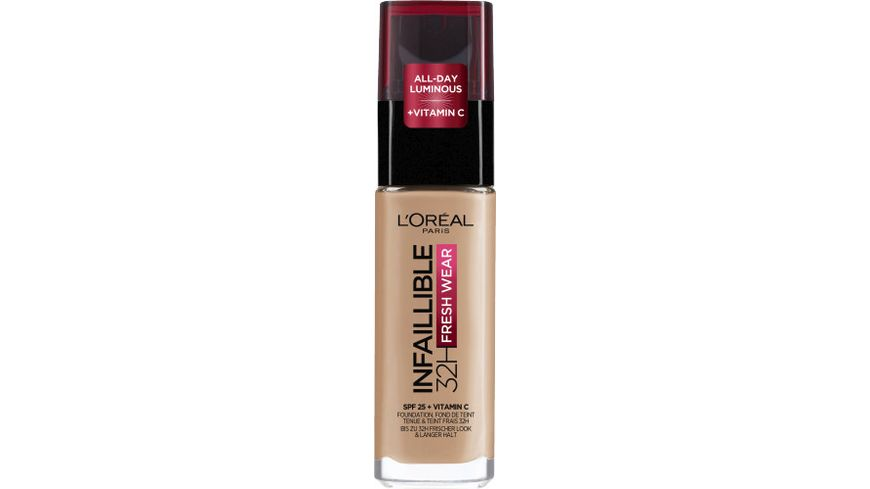L OREAL PARIS Infaillible 24H Fresh Wear Make up
