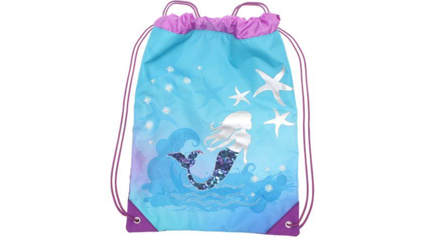 in school Schulranzen Set 5tlg Mermaid