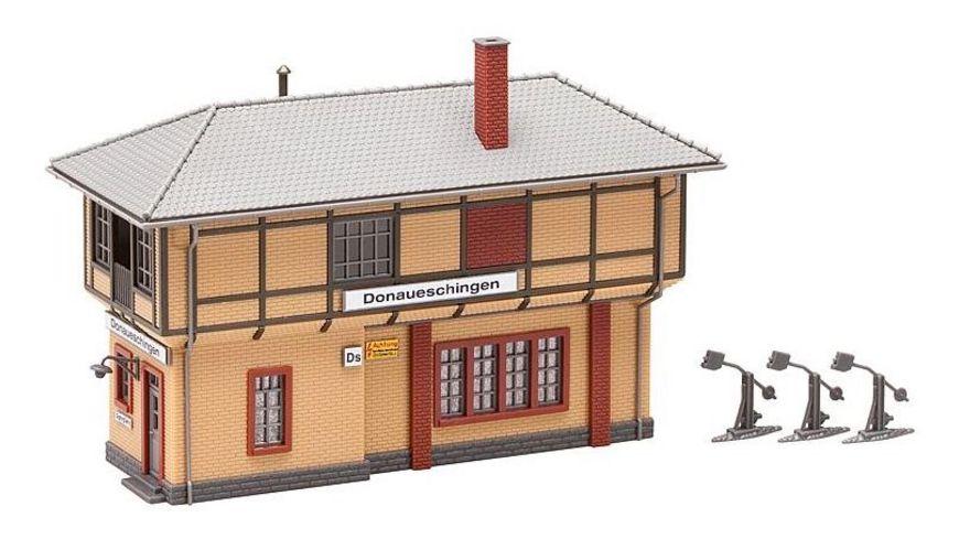 Faller 131367 H0 Stellwerk Donaueschingen