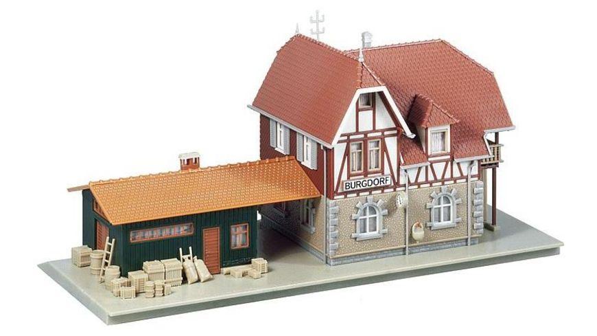 Faller 131377 H0 Bahnhof Burgdorf
