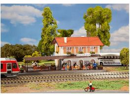 Faller 131380 H0 Bahnhof Ebelsbach