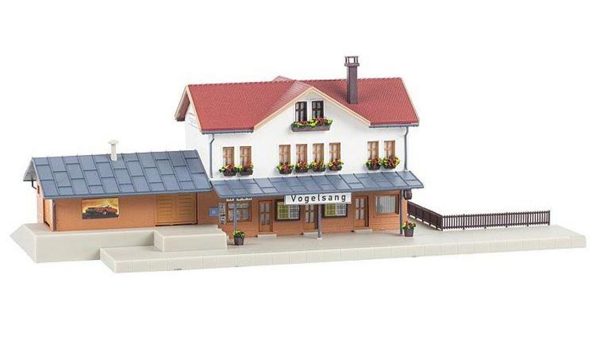 Faller 239003 N Aktions Set Bahnhof Vogelsang